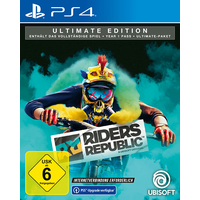 Riders Republic - Ultimate Edition (USK) (PS4)