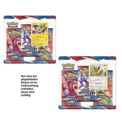 AMIGO Spiel, Pokemon Sammelkartenspiel: Blister Booster 3er-Pac
