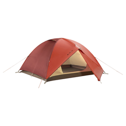 Vaude Campo 3P - Zelt Brown