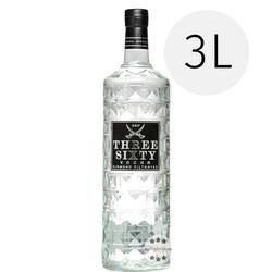 Three Sixty Vodka 3l