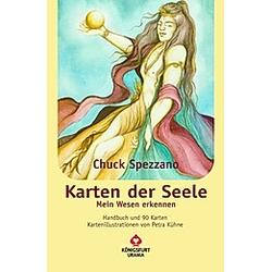 Karten der Seele, m. 90 Karten