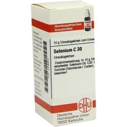 SELENIUM C 30 Globuli 10 g