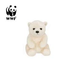 WWF Plüschfigur Plüschtier Eisbär (14cm)