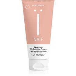 Naif Hand & Body Reparaturcreme für Gesicht, Hände und Körper 50 ml