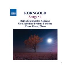 Britta Stallmeister, Uwe Schenker-primus, Klaus Simon - Lieder Vol.1 (CD)