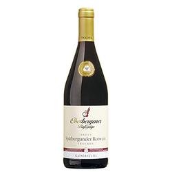 Oberbergener Baßgeige Wein Spätburgunder Rotwein trocken 750ml