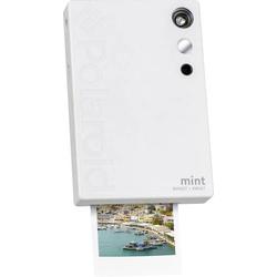 Polaroid Mint Camera Sofortbildkamera 16 Megapixel Weiß