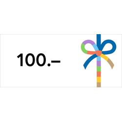Digitaler Gutschein 100€, Gutschein