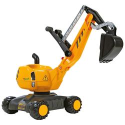 Rolly Toys Spielzeug-Aufsitzbagger Digger, BxLxH: 43x102x74 cm gelb Kinder Sandkiste Sandspielzeug Outdoor-Spielzeug