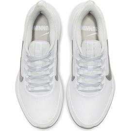 Nike Run All Day 2 W white/metallic silver/pure platinum 38