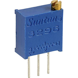 TRU COMPONENTS TSR-3296W-102R Cermet-Trimmer 0.5W 1kΩ
