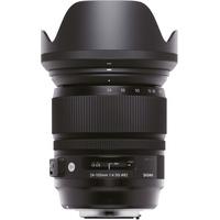 DG OS HSM (A) Nikon F