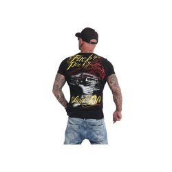 YAKUZA T-Shirt Piss Off And Die
