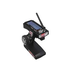 Jamara RC-Fernsteuerung CCX 2,4 Pro schwarz Kinder RC Zubehör Autos, Eisenbahn Modellbau Spielecontroller