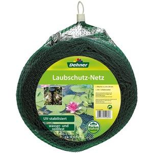Dehner Schutzfolie Laubschutz-Netz inkl. Bodenanker, Kunststoff