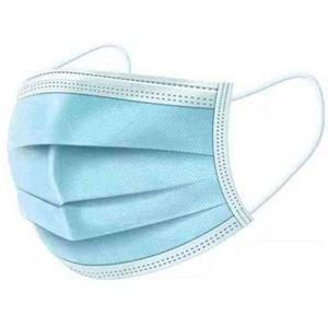Mundschutz Einwegmaske, 3-lagig, chirurgische Einwegmaske 10er Pack