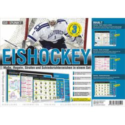 Tafel-Set Eishockey