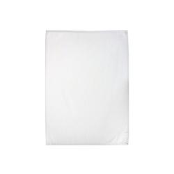 Casa Colori Geschirrtuch 30165x, (Geschirrtuch aus Baumwolle 50x70cm Trockentuch Küchentuch Serviertuch Weiß, 6-tlg)