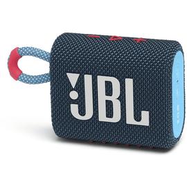 JBL Go 3 blau/pink