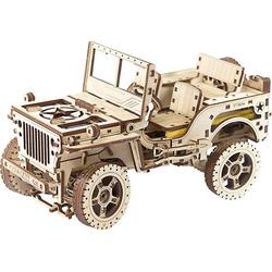 Wooden City Woodencity Holzbausatz Jeep 4x4 502337