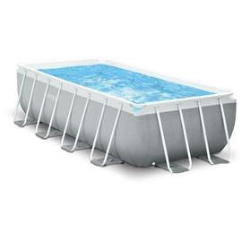 Intex Prism Frame Pool Set 300 x 175 x 80 cm inkl. Filterpumpe