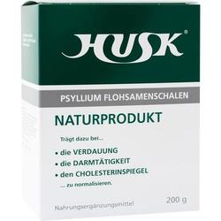 HUSK Psyllium Flohsamenschalen Pulver 200 g