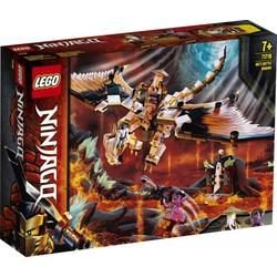 LEGO® Puzzle LEGO® NINJAGO 71718 Wus gefährlicher Drache, Puzzleteile