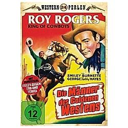Die Männer des Goldenen Westens - DVD  Filme