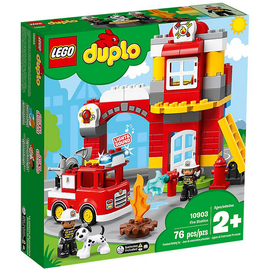 Lego Duplo Feuerwehrwache