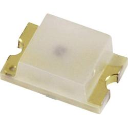 Osram LS R976 SMD-LED 0805 Super-Rot 50 mcd 160° 20mA 2V Tape cut