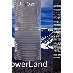 Towerland als Buch von J. Hart
