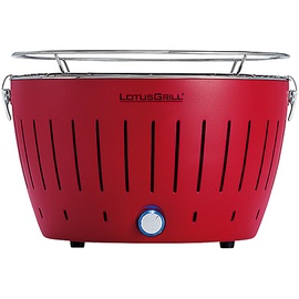 Lotusgrill Classic feuerrot inkl. USB Anschluss
