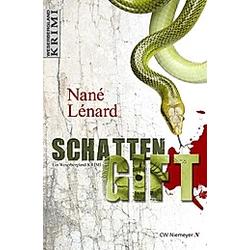 SchattenGift. Nané Lénard  - Buch
