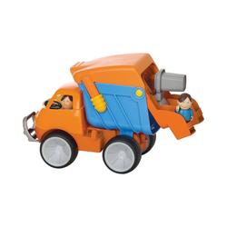 GOWI Spielzeug-Auto Müllauto Box