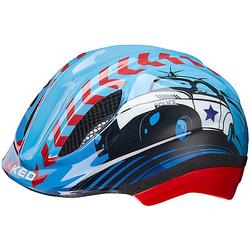 Fahrradhelm Meggy Trend  Polizei, blau Gr. 52-58