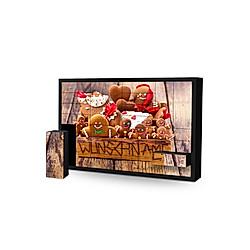Personalisierter Adventskalender 24 Schachteln (Typ: Kekskiste) - Kalender