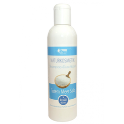 250ml Totes Meer Salz Shampoo Duschbad Duschgel Akne trockene Haut Juckreiz