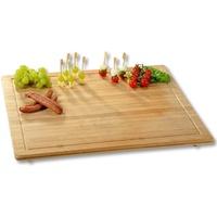 KESPER for kitchen & home Schneidbrett, Bambus