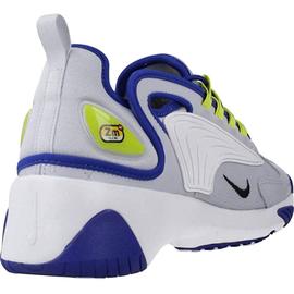 Nike Men's Zoom 2K grey-blue/ white-blue, 42