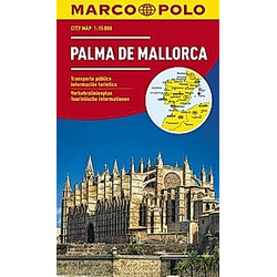 Palma  Majorca / Palma de Majorque - Buch