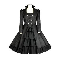 Chic Star Petticoat-Kleid Taft Kleid military 38