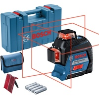 Bosch GLL 3-80 Linienlaser Reichweite (max.): 30m