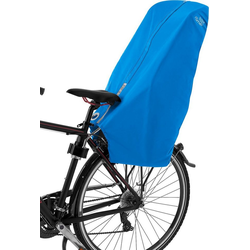 BRITAX RÖMER Fahrradkindersitz Regenponcho für Jockey, Aqua Blue