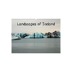 Landscapes of Iceland (Wall Calendar 2021 DIN A3 Landscape)