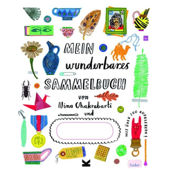 Mein wunderbares Sammelbuch als Buch von Nina Chakrabarti