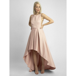 Apart Abendkleid aus Satin rosa 36