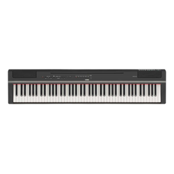 Yamaha P-125 B Black - transportables Piano
