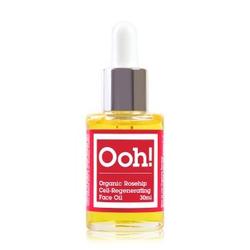Oils of Heaven Organic Rosehip Face Oil  olejek do twarzy  30 ml