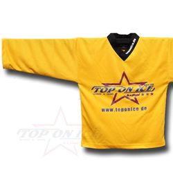 Trainingstrikot TOP-ON-ICE Gelb Goalie