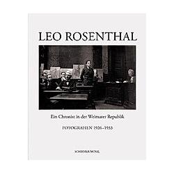 Leo Rosenthal. Leo Rosenthal  - Buch